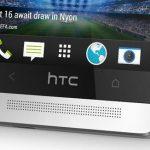 HTC One – Petits problèmes de sensibilité