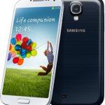 Samsung Galaxy S4 – Le firmware officiel disponible