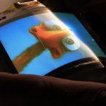LG – Un smartphone à écran flexible cette année ?