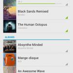 Deezer – Une nouvelle version de l'application musicale en beta