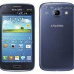 Samsung Galaxy Core fuité