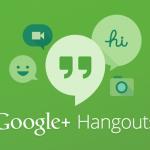 Google Hangouts – La messagerie de Google qui remplace Talk