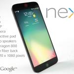Nexus + – Un concept de Google Nexus, par le créateur du Galaxy NxT