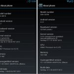 CyanogenMod – Le Samsung Galaxy S4 est supporté