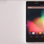 Sony – Un Xperia Z Google Edition ?
