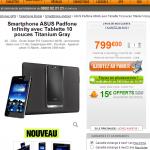 Le Asus Padfone Infinity disponible en France pour 799 euros