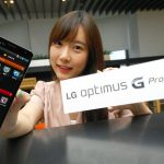 Le LG Optimus G Pro arrive en France en juillet