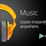 Google Play Music – Amélioration de la consommation de données