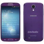 Galaxy S4, Mega 6.3 et 5.8 – La vie en violet