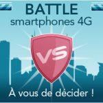 Votez pour le Samsung Galaxy S4 ou le HTC One et profitez de réductions !