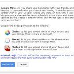 Google Mine – Bientôt la gestion et le partage de vos biens matériels via Google Plus ?