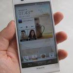 Photos et prix de Huawei Ascend P6