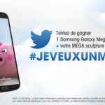Samsung – Gagnez un Galaxy Mega et une Méga Sculpture