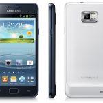 Le Samsung Galaxy S2 ne verra apparemment pas la couleur d'Android 4.2