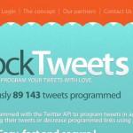 ClockTweets – Soutenez le développeur et gagnez un Samsung Galaxy S4