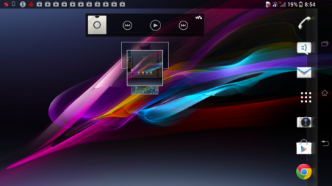 Sony Xperia Z Ultra screenshot