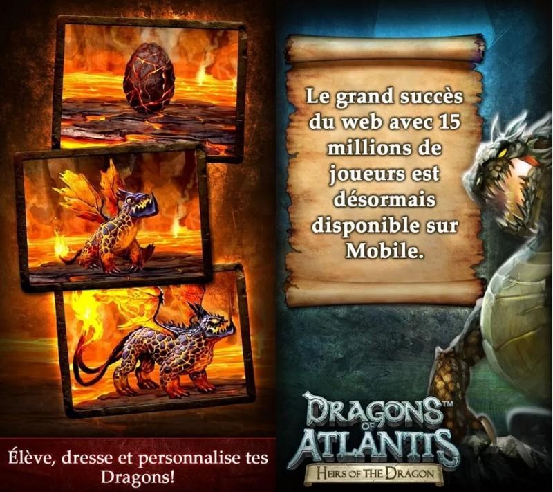Dragons of Atlantis  Héritiers