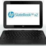 Le HP SlateBook x2 est lancé officiellement