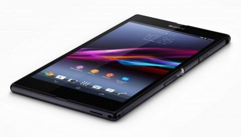 Sony Xperia Z Ultra test