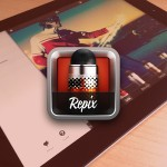 Repix – L'application de retouche photo disponible sur Android [S-Pen et Air View compatible]