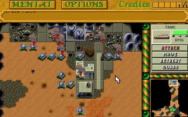Dune 2-android