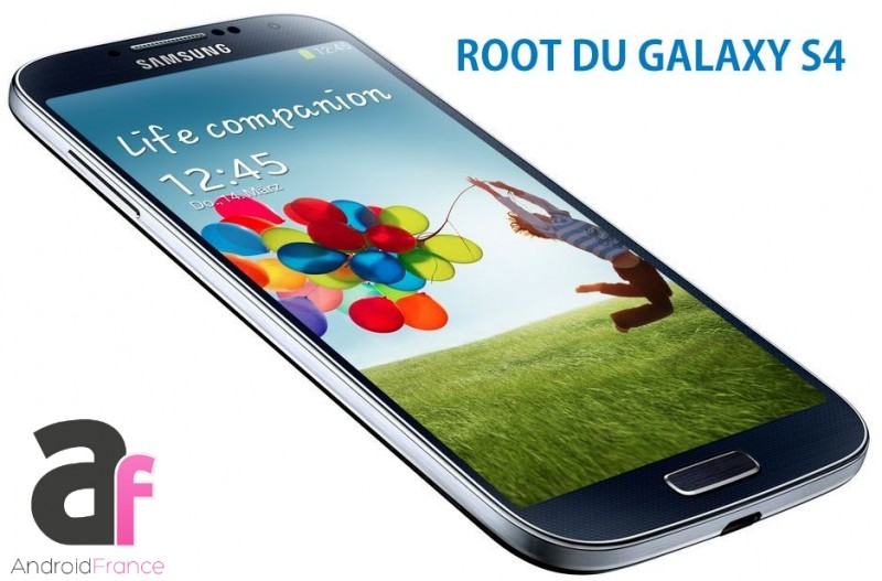 Galaxy S4 Root
