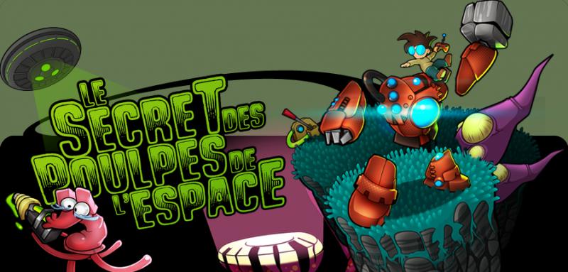 Le Secret des Poulpes de l Espace