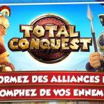 Total Conquest -Vous aimez les films sur les Gladiateurs ?
