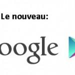 Google Play – Un nouveau logo