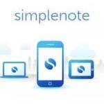 Simplenote – Une application de prise de note par les créateurs de WordPress