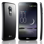 LG G Flex- Le terminal à écran incurvé lancé officiellement en Corée