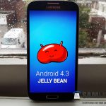 Samsung Galaxy S4 – Déploiement d'Android 4.3