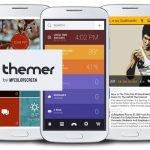 MyColorScreen Themer – L'application pour changer de thème comme de chemise en beta