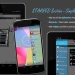 Swapps – Un lanceur d'applications dont vous ne pourrez plus vous défaire