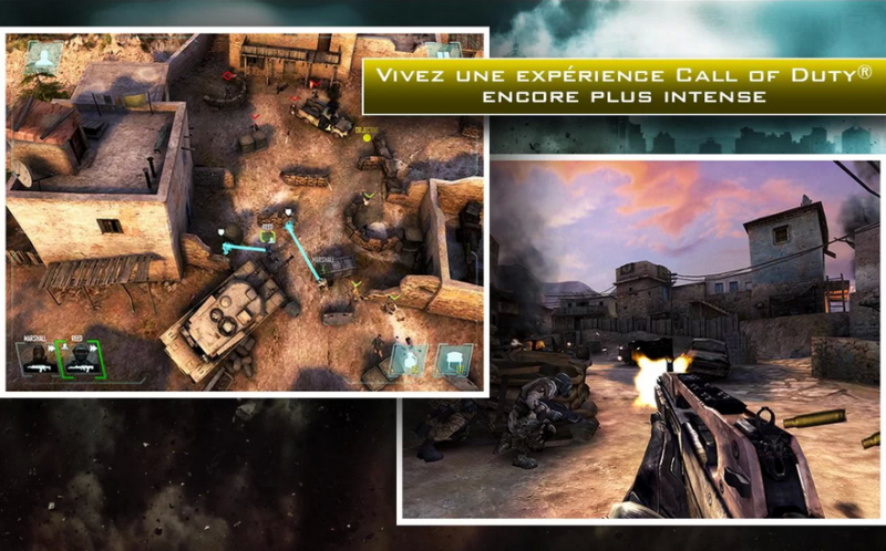 Call of Duty®  Strike Team   Applications Android sur GooglePlay