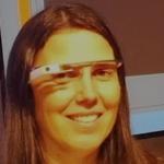 Google Glass – Cecilia Abadie s'est pris un PV en conduisant avec