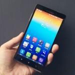 Vibe Z – Phablet Lenovo pour conquérir l'international?
