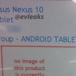 Nexus 10 – reine des rumeurs