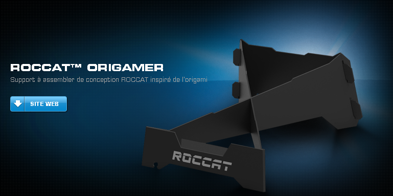 ROCCAT   POWER GRID origami