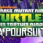 TMNT la poursuite – Les Tortues Ninja sur le Google Play #Cowabunga