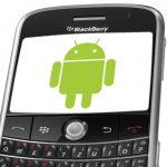 Google intéressé par l'achat de Blackberry ?