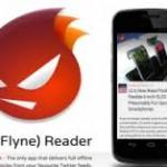 Flyne The Offline Reader – Un lecteur de flux RSS pour lire sans connexion