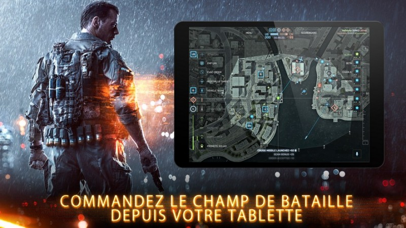 BATTLEFIELD 4™ Commander   Applications Android sur Google Play