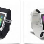 GooPhone Smart Watch – La montre intelligente sous Android aux allures de Windows Phone