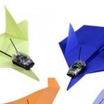 PowerUp 3.0 – Rendez les avions en papier télécommandables