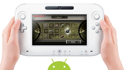 Wii-U-Android