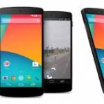 Nexus 5 – Focus sur la photo avec 3 publicités US