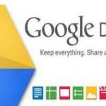 """Google Drive – Une mise à jour avec le """"Remplacer par"""""""