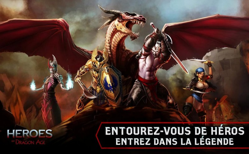 Heroes of Dragon Age   Applications Android sur Google Play
