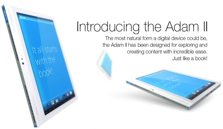 Adam Tablets Online   Notion Ink